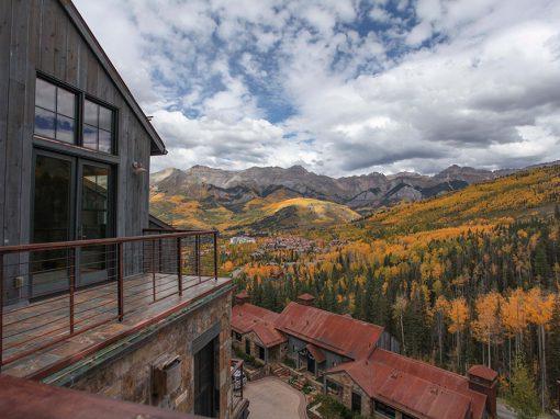 Cassidy Ridge Condominiums, Mountain Village, Colorado