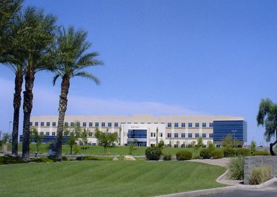 GM Financial Call Center, Chandler, Arizona