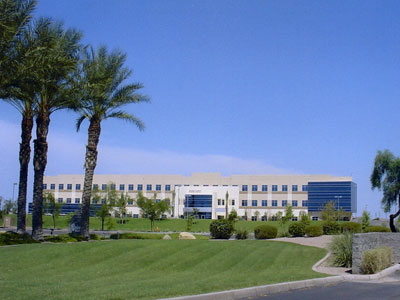 GM Financial Call Center, Chandler, Arizona