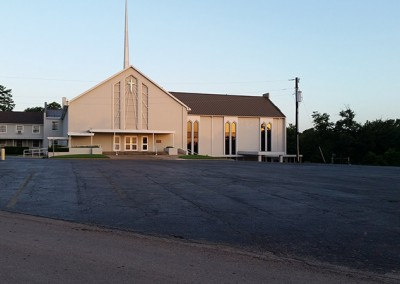 Ash Creek Baptist Church