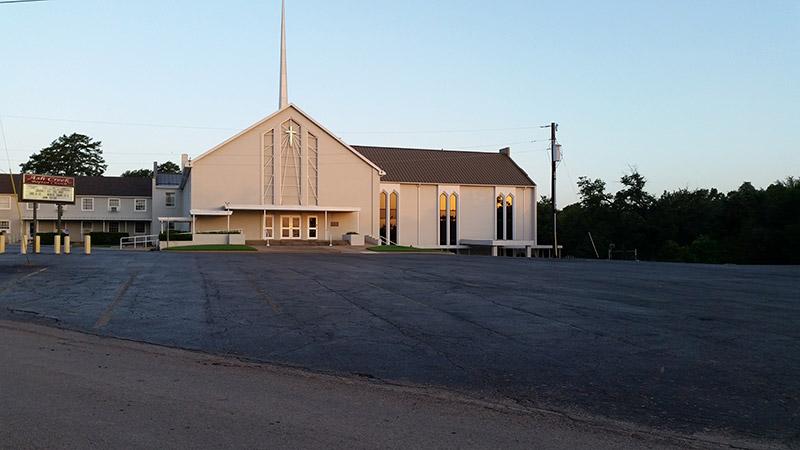 Ash Creek Baptist Church