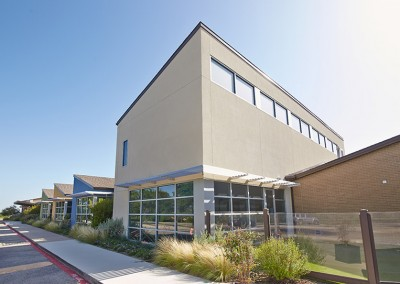 Fort Worth Academy Classroom Additions & Renovations