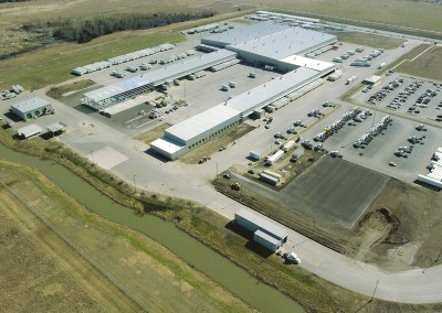 FedEx Ground Distribution Center Expansion