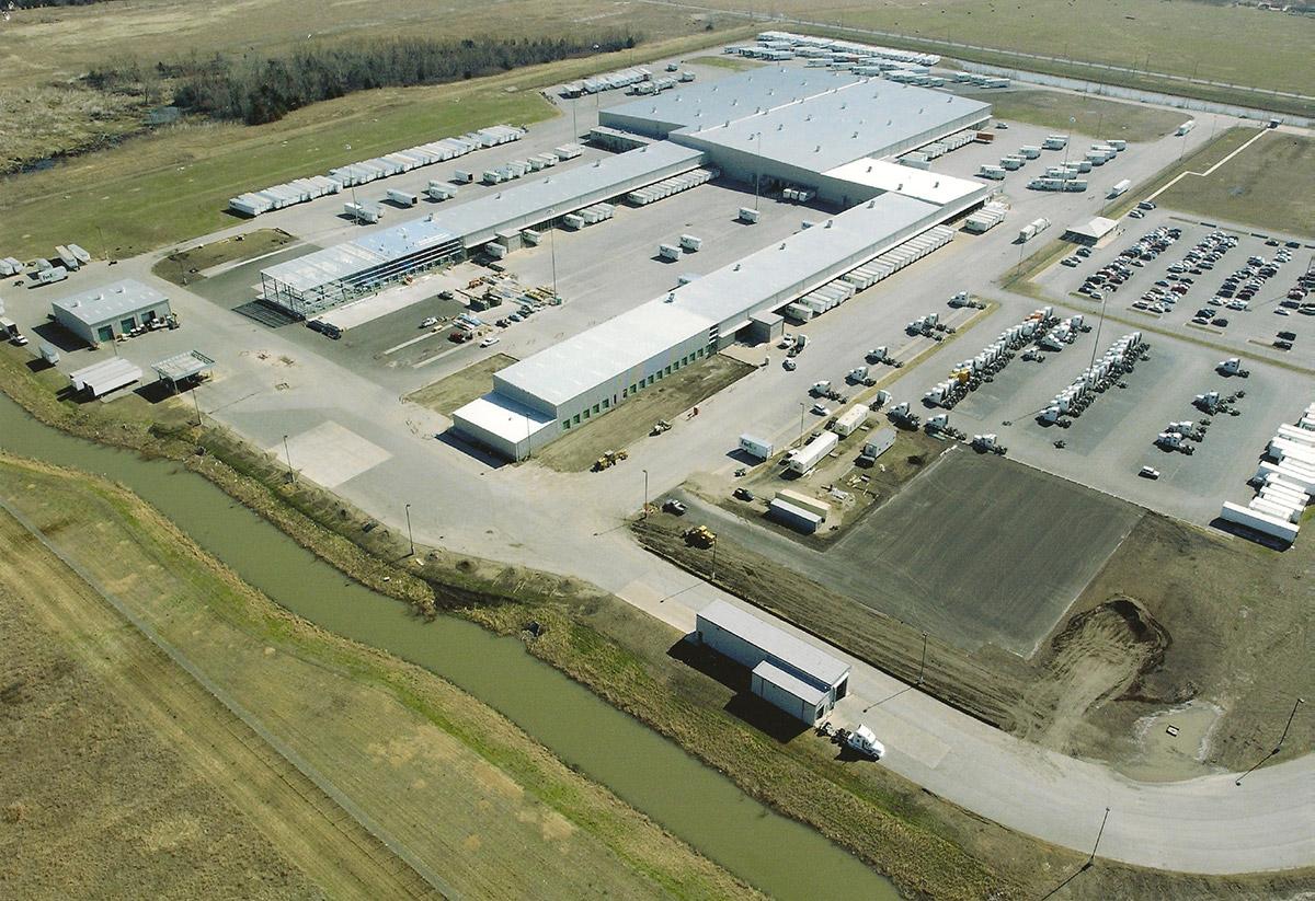 FedEx Ground Distribution Center Expansion