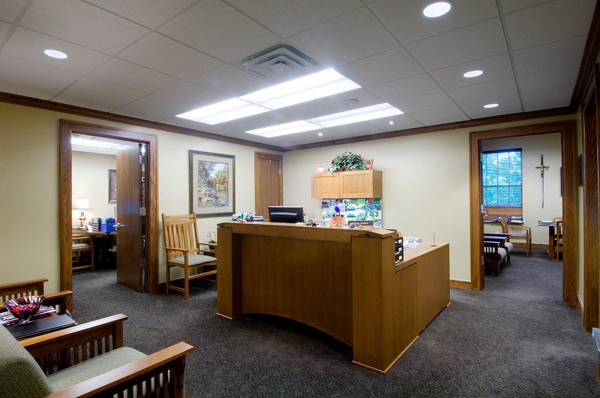 TCU Provost's Suite