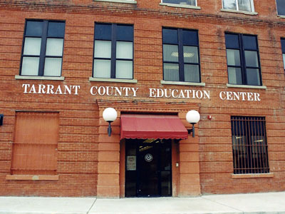 Tarrant County Nash Building